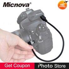 Micnova GPS-N-7 GPS Conexão Cabo para Nikon D4s Df D610 D600 D3300 D5300 D7100 D7000 D5200 D5100 D5000 D3200 D3100 D90 Câmera