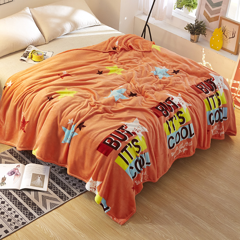 Cheap 200x230cm home textile fleece blanket children winter blanket on the bed warm bedspreads sheet or sleeping sofa blanket
