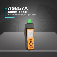 Smart Sensor AS857A Digital Thermocouple Thermometer Single Channel Temperature Meter For K type LCD Poratable Tester