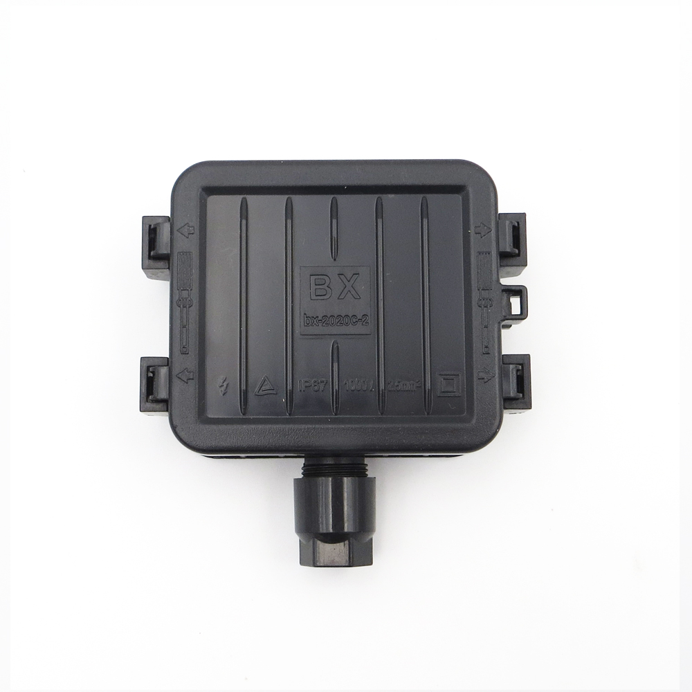 30W - 70W Solar Junction Box waterproof IP67 for Solar Panel connect PV junction box solar cable connection