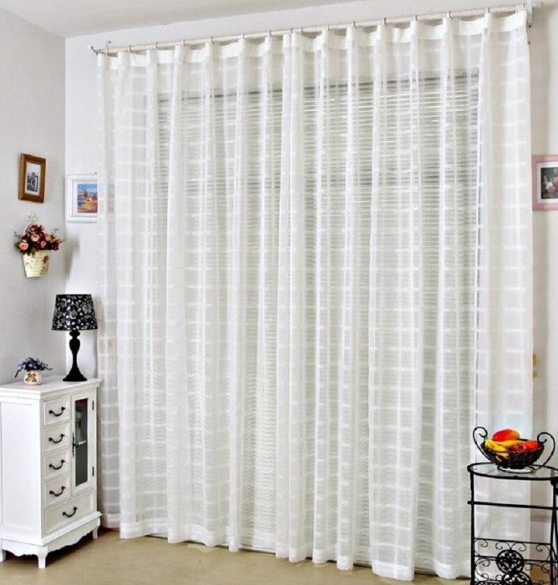 online kaufen großhandel dicke weiße vorhänge aus china ... - Vorhange Wohnzimmer Weis
