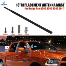 Автомобильная крыша AM FM антенна радио Усилитель антенна Авто для Dodge Ram 1500 2500 3500 2009- усилитель Сигнала Антенна мачта WISENGEAR/