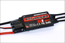 free shipping Hobbywing SKYWALKER Series 2-6S 80A Electric Speed Control (ESC) SkyWalker-80A-UBEC for RC Airplane Multicopter