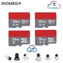 INQMEGA SD карты для Amazon Cloud Storage Wi Fi Cam охранных камеры скрытого видеонаблюдения IP камера APP-YCC365