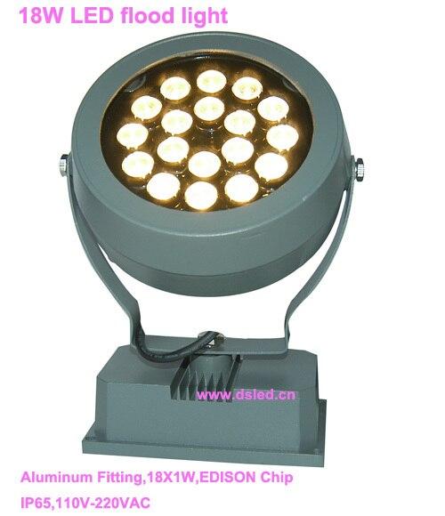CE,IP65,good quality,high power 18W outdoor LED spotlight,LED projector light,DS-T06B-18W,110V-250VAC,18X1W,EDISON chip  оборудование распределения электроэнергии 2015 80 250 70 ip65 ce ds at 0825