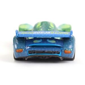Image 4 - Xe ô tô Disney Pixar Cars 2 Carla Veloso Kim Loại Diecast Sét McQueen Mater Jackson Bão Ramirez Đồ Chơi Xe Hơi 1:55 Loose Thương Hiệu đồ chơi