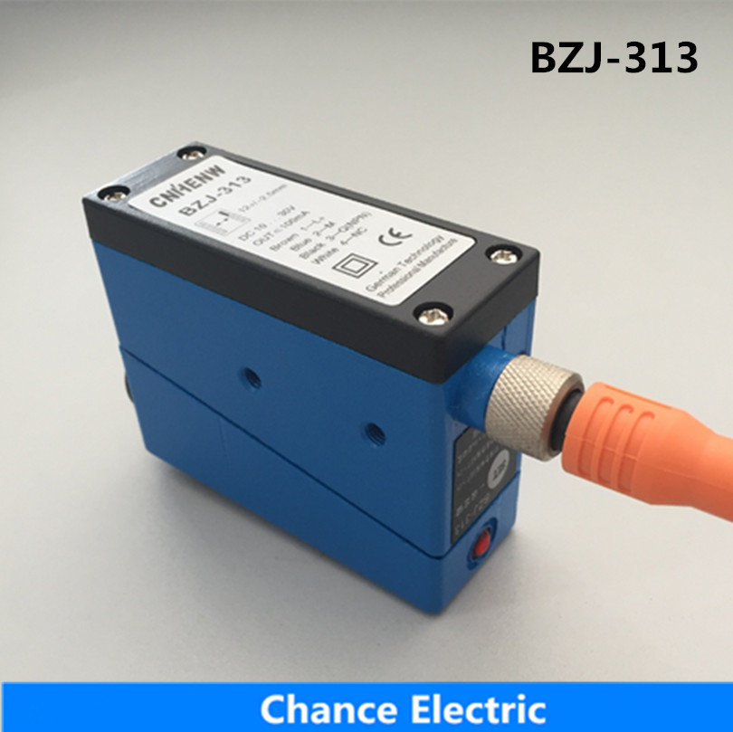 color mark Sensor photoelectric switch  for Packing Machine (BZJ-313)  цены
