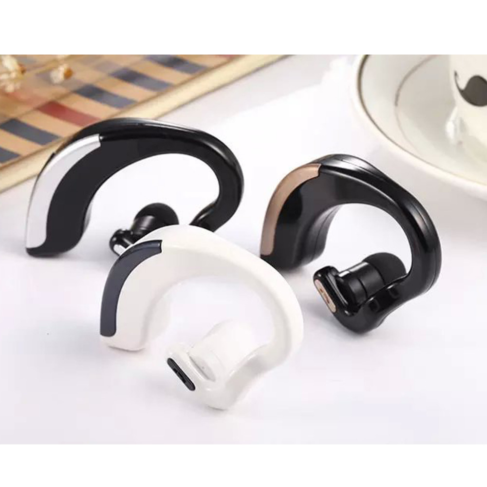 Wireless Headset Bluetooth Earphone With Mic Handfree Headphone For Samsung iPhone LG ZTE HTC Huawei Lenovo Motorola PC Tablet