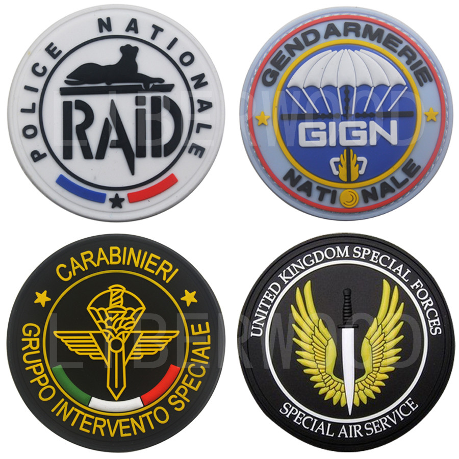 Star Wars Coffee 3D PVC Rubber Hook Patch Tactical Morale Combat Badge UK