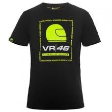 2016 Valentino Rossi VR46 Riders Academy T-shirt Moto Sport Racing T Shirt