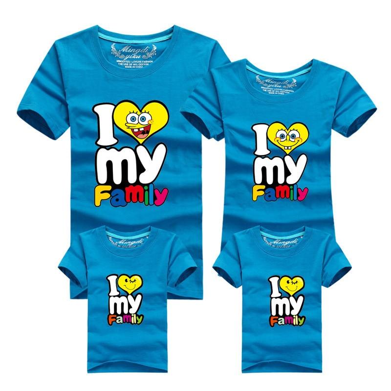 1Piece Νέα Οικογένεια Ταιριαστά ρούχα - Παιδικά ενδύματα - Φωτογραφία 1