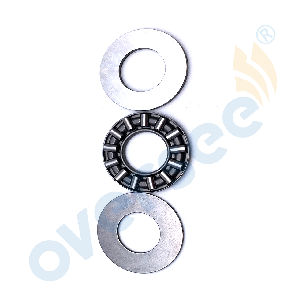 Needle Thrust Bearing For Yamaha Outboard Motor 15HP 9.9HP 93341-414V1 or 93341-41414