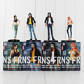 "4Styles Anime One Piece PVC Action Figures Nami Nico Robin Trafalgar Law Collectible Model Toys Brinquedos 7"" 18cm"