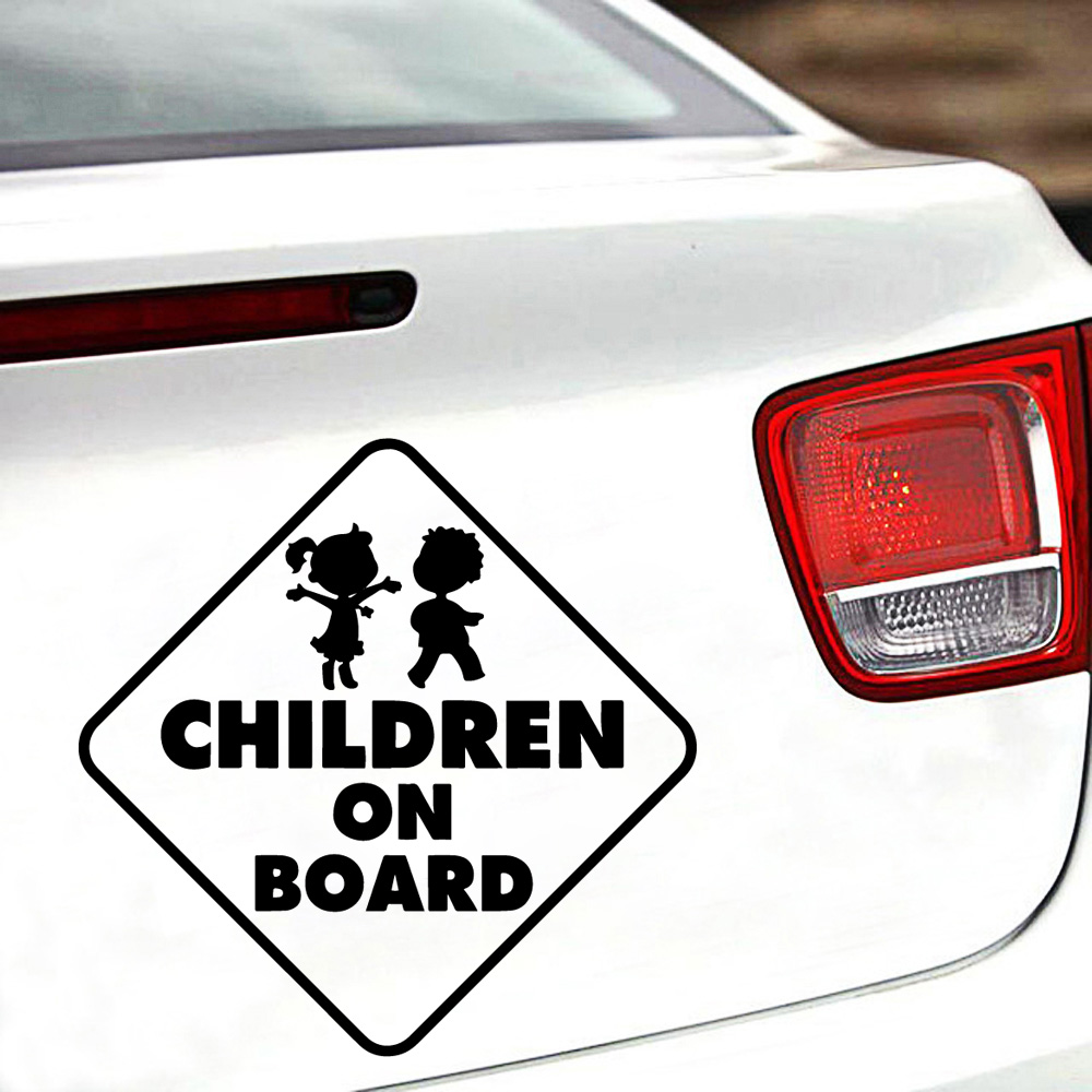 10 видов стилей ребенок на доске забавная наклейка для автомобилей автомобиля персонализированные автомобильные наклейки s мотоциклетные наклейки обои
