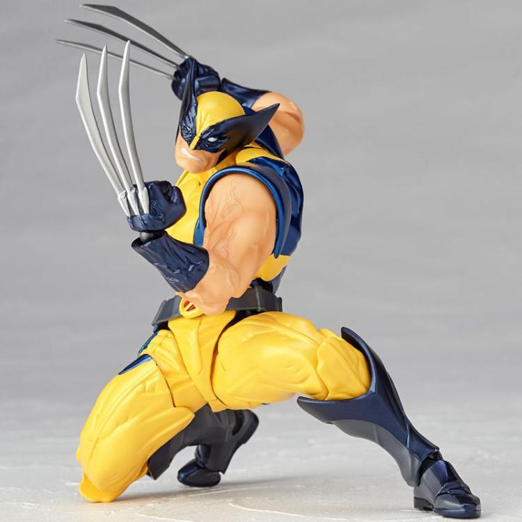 Wolverine Action Figure with Variable Parts 3
