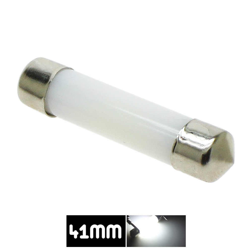 LED Girlande 31mm 36mm 39mm 41mm c5w 212-2 6418 Kalten Weiß Lesen Lizenz platte Lampe led Glühbirne Milchig Abdeckung Lampen 12V