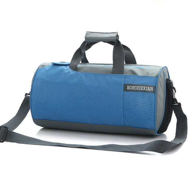 Nylon Outdoor Male Sport Bag Professional Men And Women Fitness Shoulder  Gym Bag Hot Training Female 49fc96d8f989c
