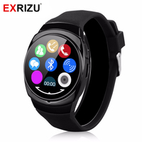 Bluetooth 4.0 Smart Watch UO U Wristband NFC MIC G sensor Compass Pedometer Health Smartwatch for Samsung Xiaomi iPhone Android