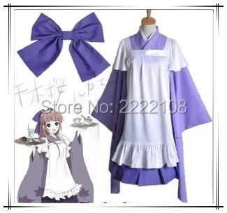 2018 New Vocaloid Senbon Zakura SenbonZakura Megurine LUKA Uniform Cosplay Costumes Anime Women'sdress S/M/L/XL Size in stock