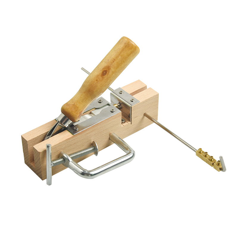 DLKKLB 1 Pc New Beekeeping Equipment Frame Eyelets Puncher Machine For Honeycomb Nest Box Frames Punch Tool