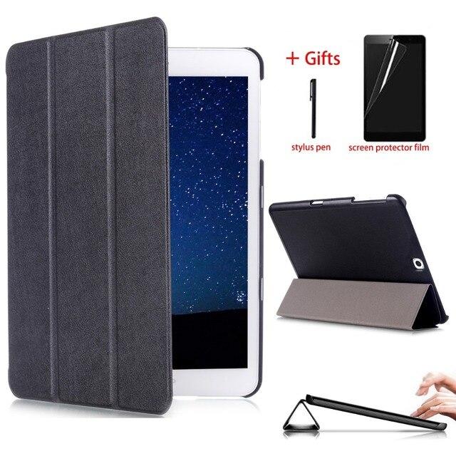 Tab S2 9.7 Trường Hợp SM-T813 T819 Slim Magnetic Bìa Thông Minh Cho Samsung Galaxy Tab S2 9.7 SM-T810 T815 Máy Tính Bảng với auto Sleep/Wake