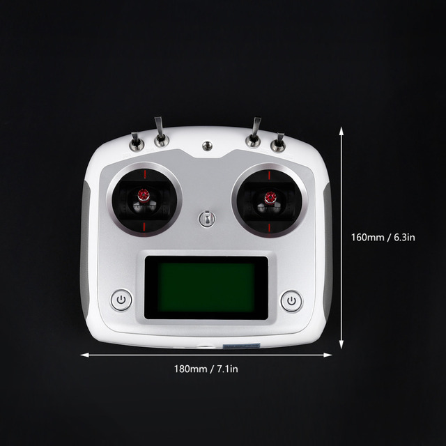 1set FlySky FS-I6S Remote Controller FS i6s 2.4G 6ch Radio Transmitter + iA6b Receiver for RC Quadcopter Multirotor Drone