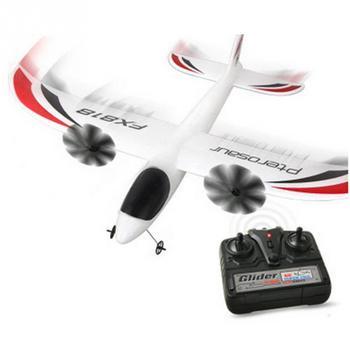 FX-818 2,4 г планерный самолет гироскоп RTF пульт дистанционного управления размах крыльев самолет Смешные Мальчики самолеты интересные игрушки... >> RC Zone Store