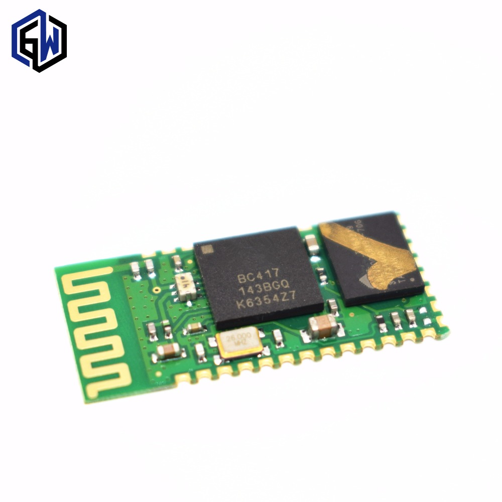 50pcs lot hc 05 HC 05 RF Wireless Bluetooth Transceiver Module RS232 TTL to UART converter