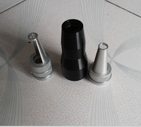 Q-switched nd-yag-лазера Совет глава 1064nm + 532nm + черный Карбон лазерной головки 3 шт. на заказ