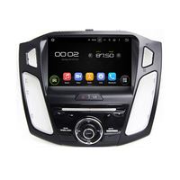 Quad Core Android Fit FORD Focus 2015 2016 Car DVD Player Navigation GPS Radio
