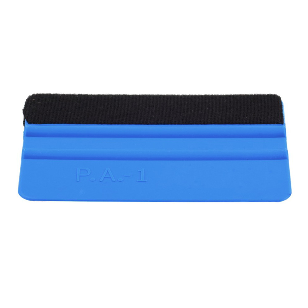 Durable Felt Endge Wrap Wrapping Scraper Squeegee Tool for Car Window Film New
