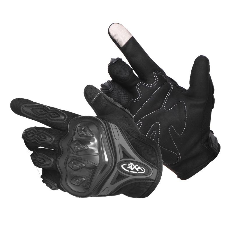 все цены на Motorcycle Gloves Touch Screen Breathable Wearable Knight Protective Gloves Guantes Moto Luvas Alpine Motocross Stars Gants Moto онлайн
