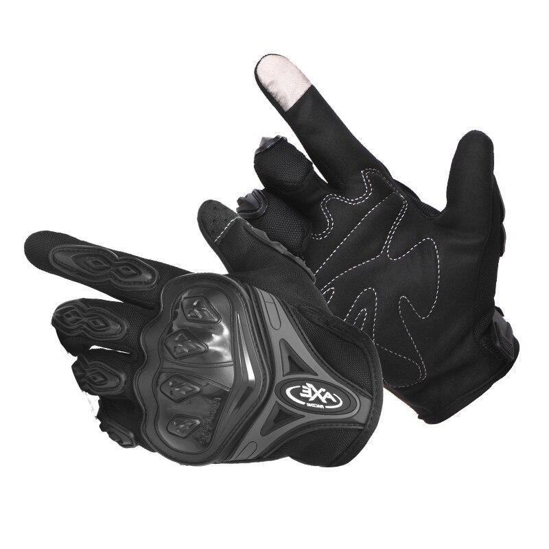 Pantalla Táctil Guantes de moto Knight Guantes de Protección Transpirable Wearable Guantes Moto Luvas Motocross Alpino Estrellas Gants Moto