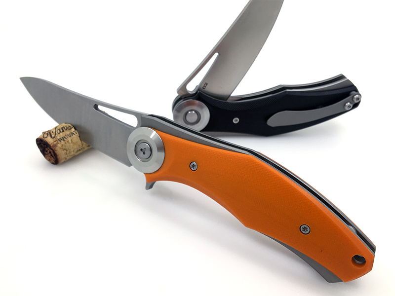 BGT Taktyczny nóż składany D2 Blade G10 Uchwyt Survival Hunting - Narzędzia ręczne - Zdjęcie 4