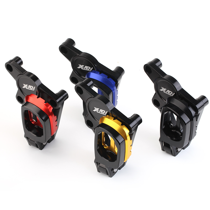 New FOR Honda XADV750 X-ADV Special Modified CNC Rear Foot Support Rear Foot Assembly Accessories