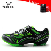 TIEBAO Cycling Shoes sapatilha ciclismo mtb 2019 Mountain Bike Shoes Breathable Riding Bicycle Shoes men sneakers women