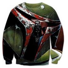 Star Wars Boba Fett Stormtrooper Sweatshirt