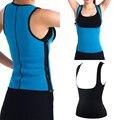 Новые Моды для Женщин Неопрена Для Похудения Жилет Пот Пояса Shaper Body Shaper Потеря Веса
