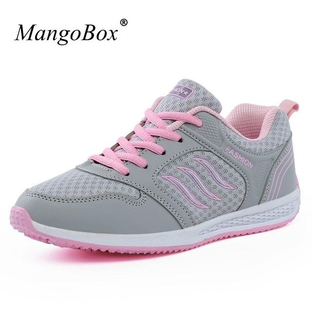 Kerzer Wanita Sepatu Olahraga untuk Berjalan Jogging Sneakers Merah Pink  Asli Sepatu Olahraga Wanita Pelatihan 935d220264