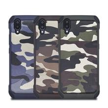 Army Camo Camouflage Phone Case for VIVO X23 X9S X9 Plus Soft TPU Shockproof Back Cover For V11 V5 Y51 Y53 Y55 Y66 Y67