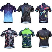 JESOCYCLING Cycling Jersey Men Summer Short Sleeve MTB Bike Jersey Cycling Clothing Ropa Maillot Ciclismo Racing Bicycle Clothes