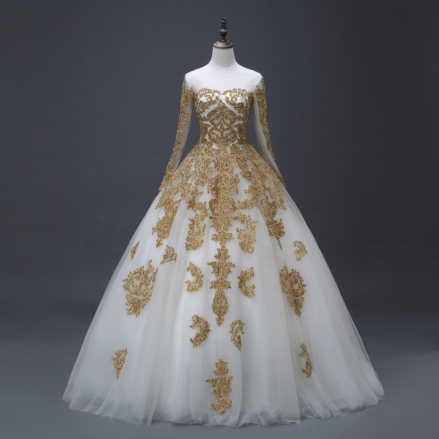 Buy real photo vintage wedding dresses for Wedding dresses in dubai prices