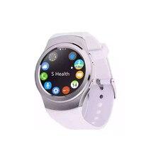 Smart Gesundheit Touchscreen Uhr Android Smart Uhr Pulsmesser Bluetooth Smartwatch Mit Pedometer Fernbedienung