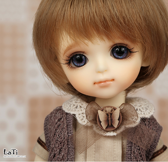 1/8 scale BJD about 15cm pop BJD/SD cute kid Byurl Litadoll Resin figure doll DIY Model Toy gift.Not included Clothes,shoes,wig