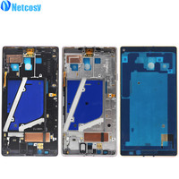 Hot LCD Display Screen Plate Frame Bezel Housing Cover Front A Frame Board For Nokia Lumia
