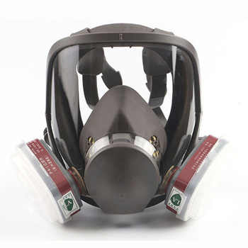 Gas masks Full Face Respirator for Industry Spraying Painting Chemical Pesticides Formaldehyde Haze Fog 6800 Protective Masks - DISCOUNT ITEM  43% OFF All Category