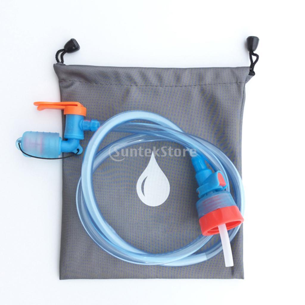 Acheter Bouteille d'eau Boisson Tube Tuyau Hydratation Vessie Réservoir Pack Sac À Dos Système Tuyau Kit de kit kits fiable fournisseurs