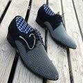 Мужчины офисных обувь роскошные zapatos мужские свадебные туфли оксфорды кожа sapatos masculino оксфорд обувь мужская бизнес туфли