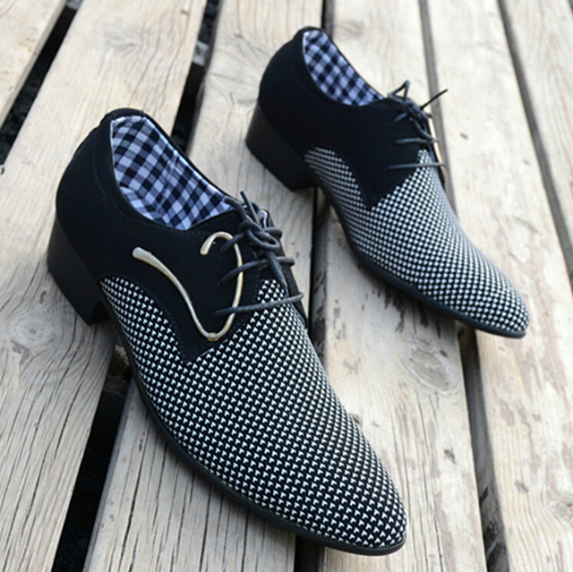 men office shoes luxury zapatos men s wedding shoes oxfords leather  masculino sapatos oxford shoes man s business 31b002204675