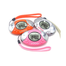 New LCD Pedometer Calorie Waterproof Timer Step number counter distance alarm clock multifunction Digital Pedometers